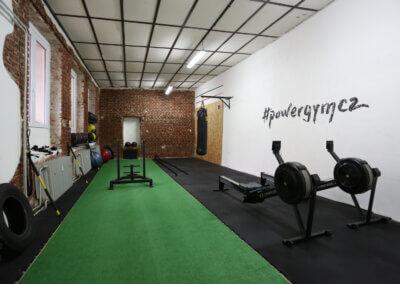 Powergymcz Písek – Cardio zóna